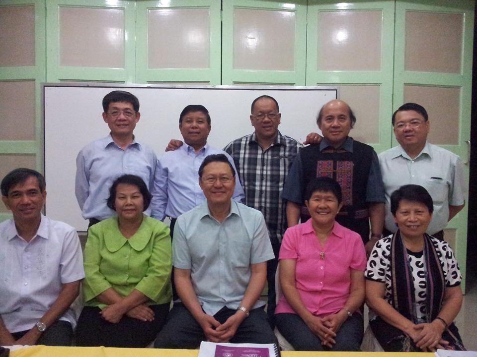 Board of Trustees' - 2015