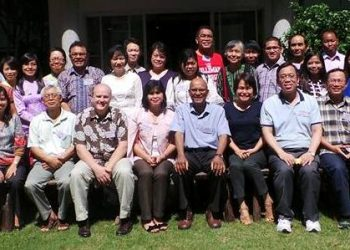 Conference for Theological Librarians (Group Picture)