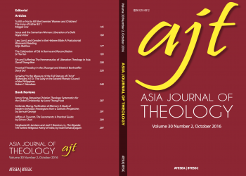 Asian theological journal